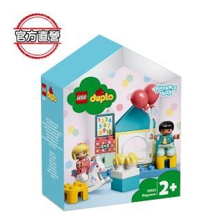 【LEGO 樂高】得寶幼兒系列 遊戲房 10925 學齡前 扮演遊戲(10925)