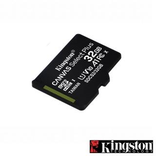 【Kingston 金士頓】Kingston Canvas Select Plus microSDHC 32GB 記憶卡(SDCS2/32GB)