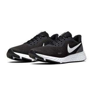 【NIKE 耐吉】REVOLUTION 5 男款 跑鞋 透氣鞋面 馬拉松 運動鞋 A5@(3204002)