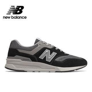 【NEW BALANCE】NB 復古休閒鞋_男鞋/女鞋_黑色_CM997HBK-D楦 運動 休閒 潮流 時尚