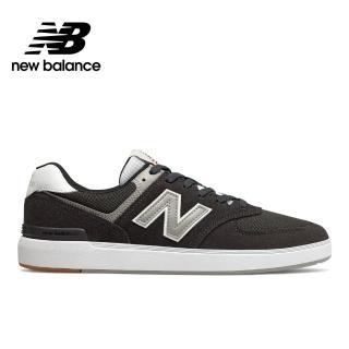 【NEW BALANCE】NB 復古鞋_男鞋/女鞋_黑色_AM574BKR-D楦 板鞋 運動 潮流 休閒