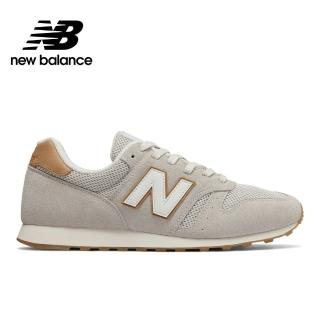【NEW BALANCE】NB 復古鞋_男鞋/女鞋_白色_ML373NBC-D楦 皮革 運動 休閒 潮流
