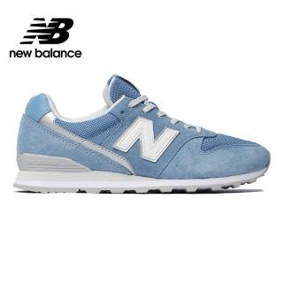 【NEW BALANCE】NB 復古休閒鞋_女鞋_藍色_WL996CLE-D楦 運動 休閒 潮流 時尚