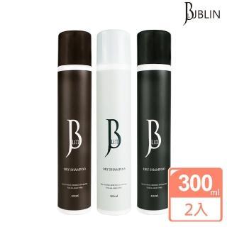 【JBLIN】植萃乾洗髮霧系列 300ml  超值兩入