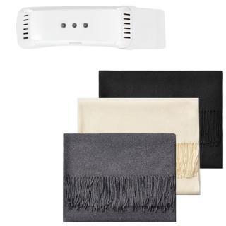 【IDI】電子發熱圍巾(保暖小物-快)