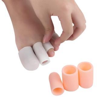 【DAYOU】los0021貳組熱銷雞眼腳趾套拇指護理大腳趾外翻重疊腳趾手指套護腳套批發(大友)