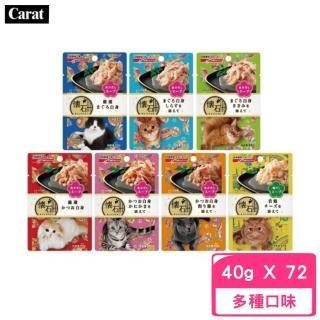 【NISSIN 日清】懷石海鮮湯餐包 40g(72包組)