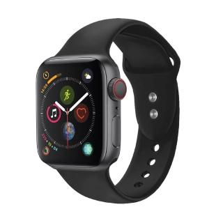 【Promate】Apple Watch 42/44mm 運動防水錶帶(ORYX)