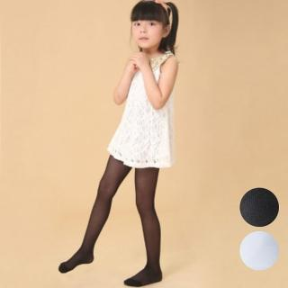 【橘魔法】女童透膚薄款絲襪 褲襪 白絲襪 黑絲襪(橘魔法 現貨 兒童 褲襪 童裝 中大童 女童 禮服)