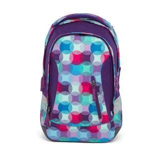 【大將作】德國 Satch-Sleek 背包-紫色幻影(人體工學背包)
