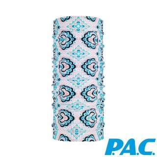 【PAC德國】夢想海洋頭巾(PAC8834002萬花筒/減碳環保/吸濕排汗/透氣/運動/單車/快乾)