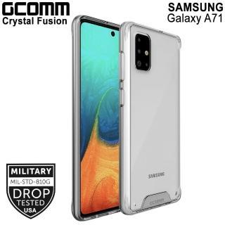 【GCOMM】Galaxy A71 晶透軍規防摔殼 Crystal Fusion(Galaxy A71)