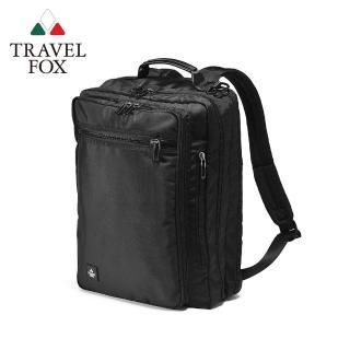 【TRAVEL FOX 旅狐】4Way高機能商務包(TB803-01 黑色)