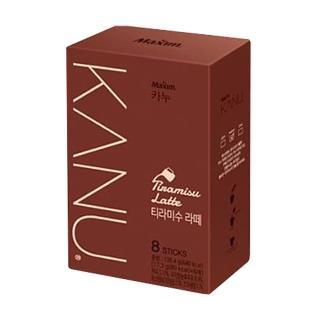 【Maxim】提拉米蘇拿鐵咖啡(138.4g)