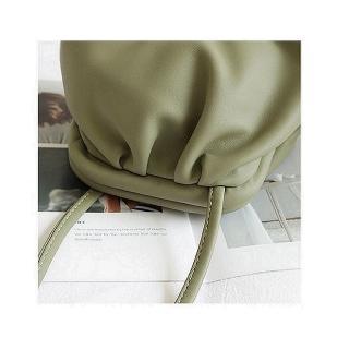 【Bliss BKK】文藝氣質水餃包 4色可選 贈送原廠包包防塵袋(泰國 設計師款 現貨供應中)