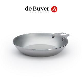 【de Buyer 畢耶】『原礦蜂蠟活動柄系列』平底煎鍋20cm