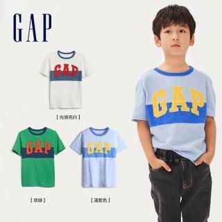 【GAP】男童 Gap x Star Wars星際大戰系列棉質舒適圓領短袖T恤(539455-多色可選)