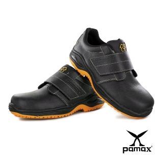【PAMAX 帕瑪斯】頂級專利抗菌氣墊、反光、防穿刺+鋼頭+止滑安全鞋、鋼頭防滑工作鞋(PA9502PPH/男女)