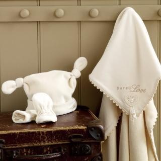 【Natures Purest】天然純綿-毛毯禮盒套裝