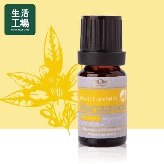 【生活工場】Plants佛手柑精油10ml