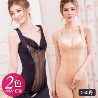 【曼格爾】450丹完美曲線立體雕塑衣(2色任選)