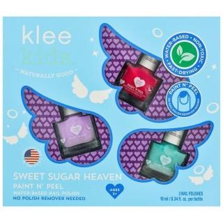 【Klee Kids】甜蜜天使指彩組