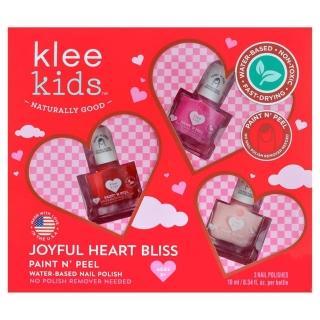 【Klee Kids】快樂心情指彩組