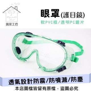 【蔬菜工坊】眼罩(護目鏡)