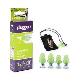 【Pluggerz】荷蘭進口 工作耳塞 聲音濾波器 1大1小2副裝(耳塞  工作耳塞 聲音濾波器)