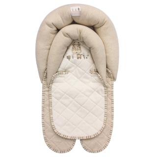 【Natures Purest】天然純綿-車椅雙層頭枕