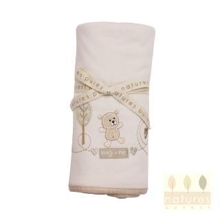 【Natures Purest】天然純綿-針織毛毯
