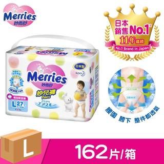 ★【妙而舒】妙兒褲 L(27片X6包/箱購)