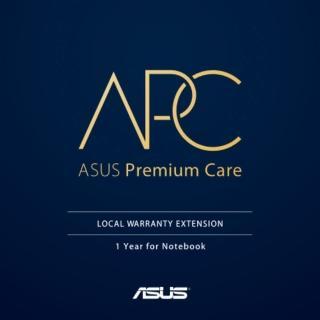 【ASUS 華碩】原廠一年本地延長保固卡(市價3000)