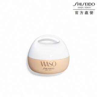 【SHISEIDO 資生堂國際櫃】WASO納豆萃取保濕霜50mL(2020新品上市)
