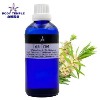 【BodyTemple 身體殿堂】茶樹芳療精油100ml(Tea Tree)