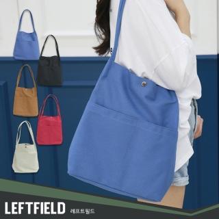 【LEFTFIELD】韓國皮革單肩包 NO.LF1131(單肩背包)