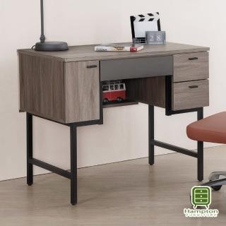 【Hampton 漢汀堡】艾瑞恩系列書桌(一般地區免運費/書桌/桌子/電腦桌/辦公桌)