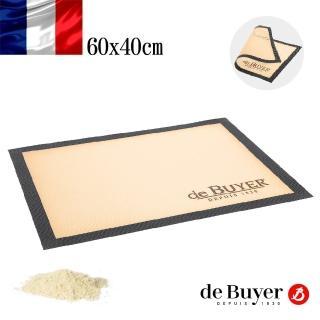 【de Buyer 畢耶】透氣矽膠不沾烘焙網墊60x40cm