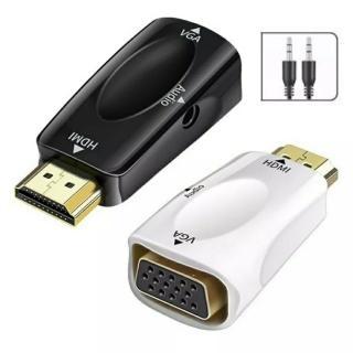 【Ainmax 艾買氏】HDMI轉VGA轉換器(HDMI轉VGA轉換器)