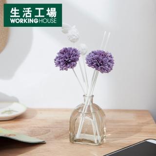 【生活工場】花叢擴香花棒組合 蝴蝶