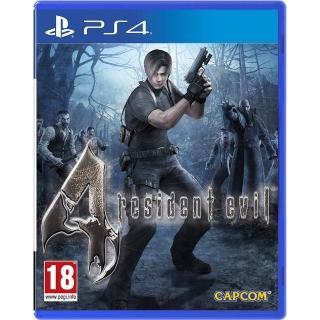 【SONY 索尼】PS4 惡靈古堡 4  Resident Evil 4(-中文版)