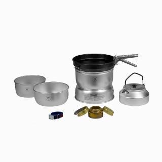 【Trangia】Storm Cooker 25-4 UL 超輕鋁 防風酒精爐套鍋組 含水壺(Trangia瑞典戶外野遊用品)