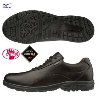 【MIZUNO 美津濃】LD40 V α GORE-TEX超寬楦男款健走鞋 B1GC191658(健走鞋)