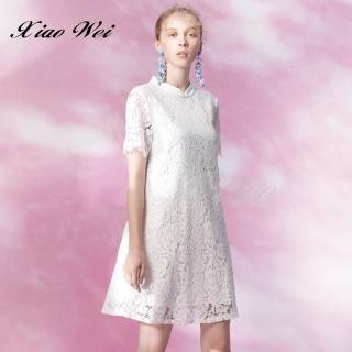 【CHENG DA】專櫃精品春夏款時尚流行短袖洋裝(NO.513157)