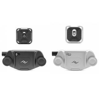 【Peak Design】PEAK DESIGN Capture V3 相機快夾系統 快板 背帶 腰帶 黑004B/銀004S 公司貨