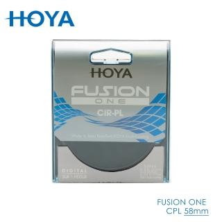 【HOYA】Fusion One 58mm CPL 偏光鏡