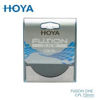 【HOYA】Fusion One 72mm CPL 偏光鏡