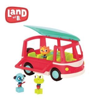 【B.Toys】嘟嗶嘟音樂胖卡_Land of B.系列