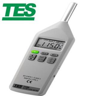 【TES 泰仕】TES-1150 音量計(音量計)