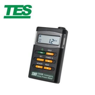 【TES 泰仕】太陽能功率表 TES-1333(太陽能功率表 太陽能錶 功率錶)